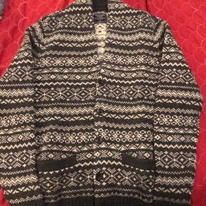 Abercrombie & Fitch men's cardigan button up